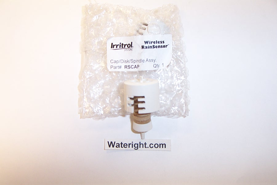Irritrol RSCAP. Replacement cap and assembly for the ...